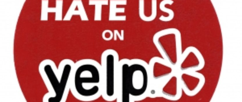 Yelp can go F#ck themselves